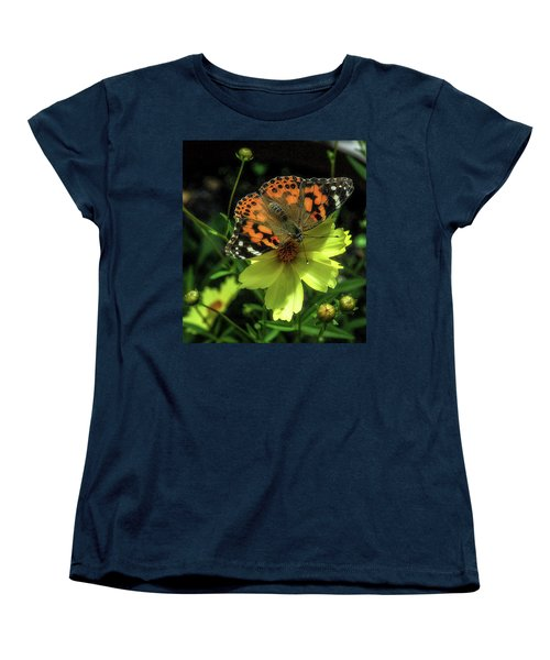 Women's T-Shirt (Standard Cut) featuring the photograph Summer Beauty by Bruce Carpenter