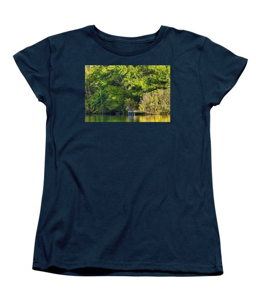 Summertime Women's T-Shirt (Standard Cut) by Swank Photography