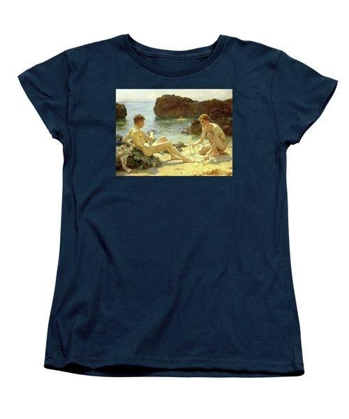 Sun Bathers Women's T-Shirt (Standard Cut)