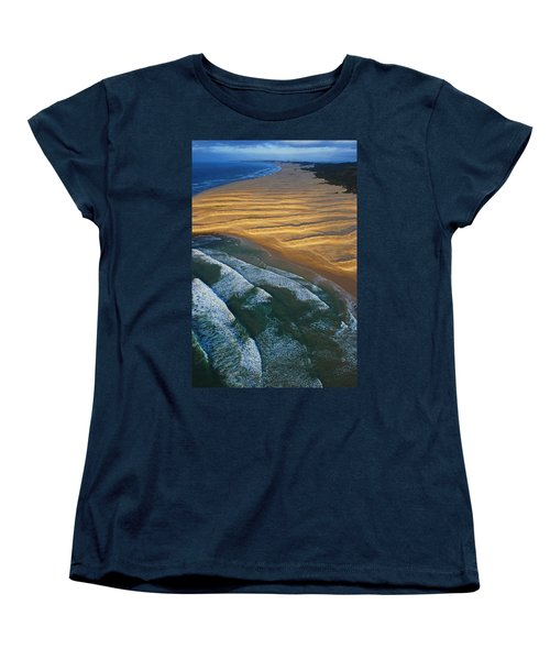 Sun Rise Coast  Women's T-Shirt (Standard Cut)