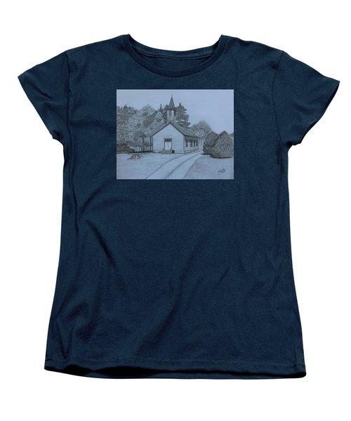 Sunday In Fairview  Women's T-Shirt (Standard Cut)