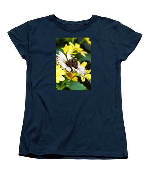 Sunflower Promise Women's T-Shirt (Standard Cut) by Margie Avellino