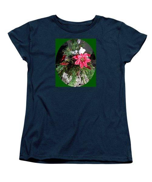 Sunlit Centerpiece Women's T-Shirt (Standard Cut) by Sharon Duguay
