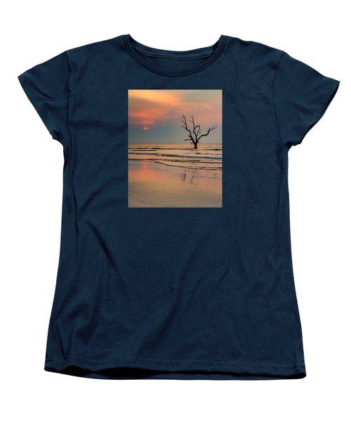 Sunrise At The Boneyard Women's T-Shirt (Standard Cut) by Patricia Schaefer