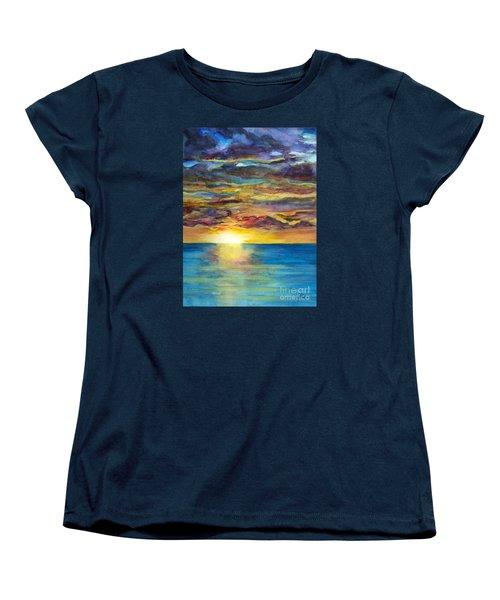Sunset II Women's T-Shirt (Standard Cut)