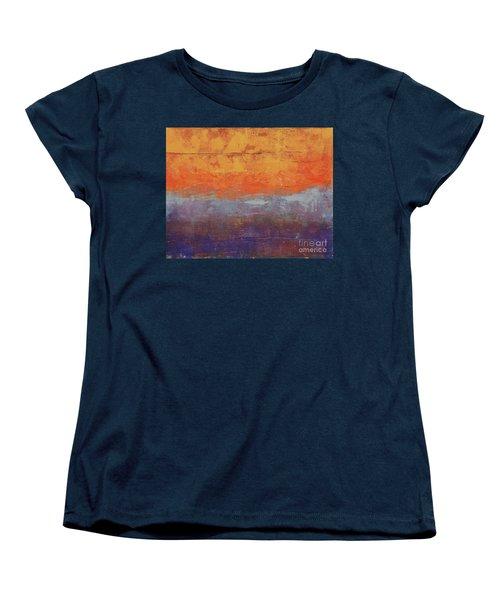 Sunset Women's T-Shirt (Standard Cut)