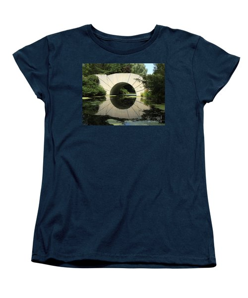 Sunshine Bridge 4 Women's T-Shirt (Standard Cut) by Erick Schmidt