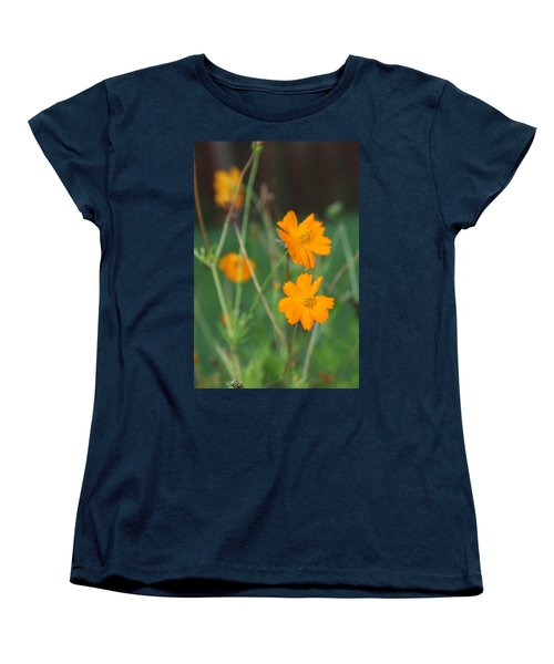 Women's T-Shirt (Standard Cut) featuring the photograph Sunshine To The Mind by Vadim Levin