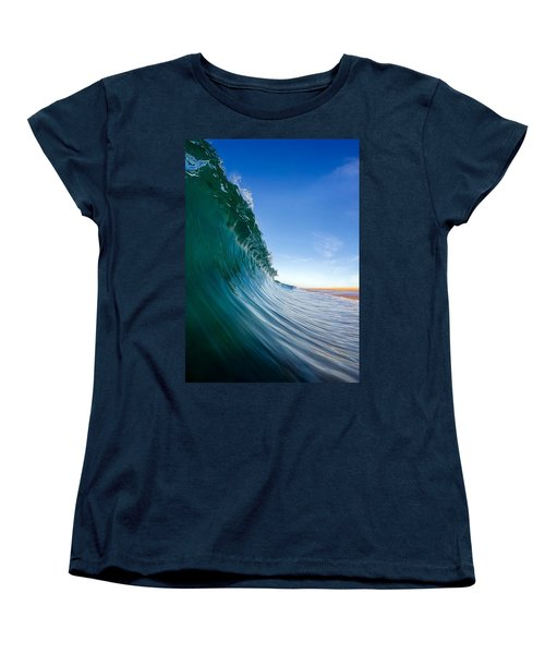Women's T-Shirt (Standard Cut) featuring the photograph Surface by Sean Foster