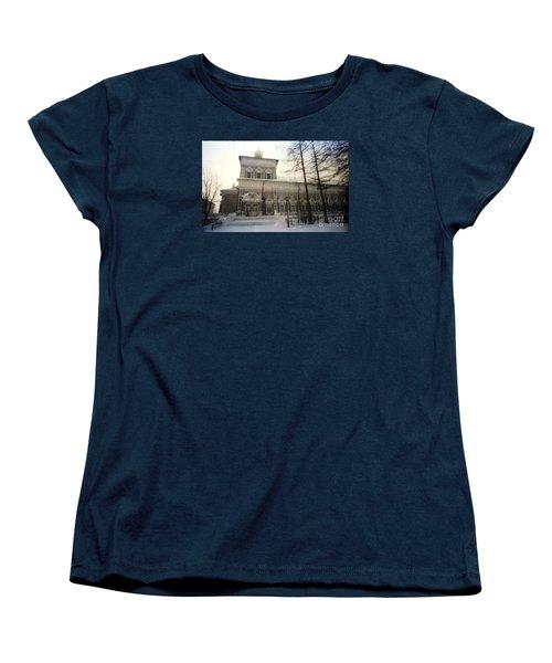 Suzdal  Russia Church Women's T-Shirt (Standard Cut) by Ted Pollard