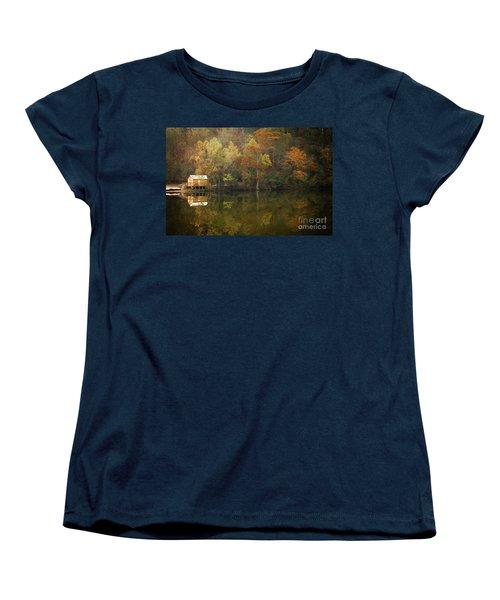 Sweet Home Women's T-Shirt (Standard Cut) by Iris Greenwell