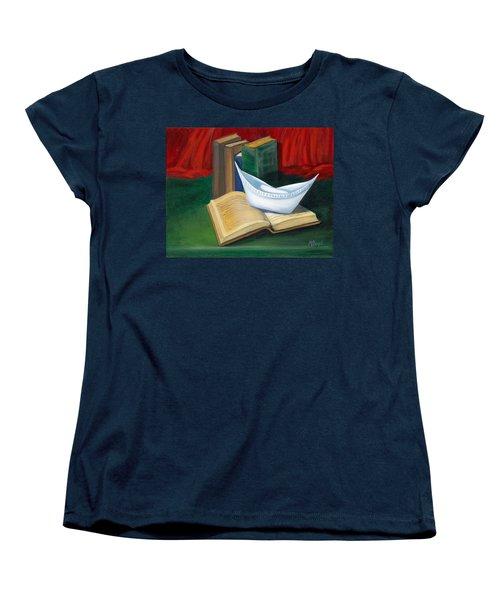 Symbol Of A Proud Profession V Women's T-Shirt (Standard Cut)