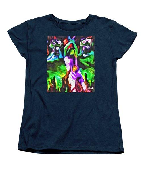 Symphony Women's T-Shirt (Standard Cut) by Prakash Ghai