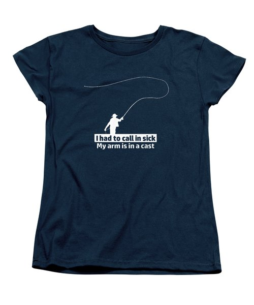 T Had To Call Stick Women's T-Shirt (Standard Cut) by Jackie Robinson