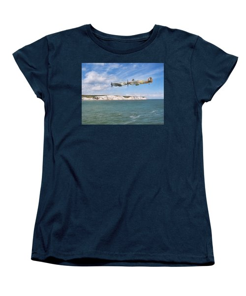 Tally Bally Ho Women's T-Shirt (Standard Cut) by Roy McPeak
