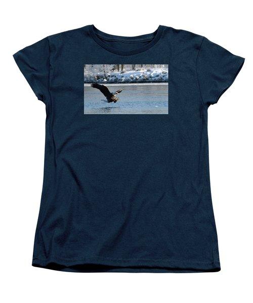 Talons Out Women's T-Shirt (Standard Cut) by Brook Burling