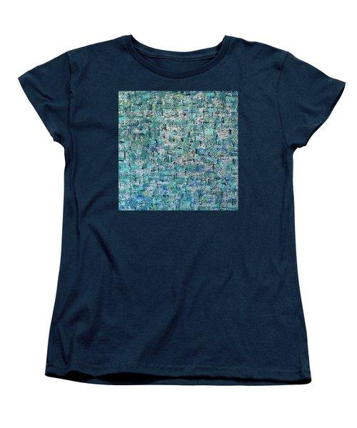 Tapestry Women's T-Shirt (Standard Cut) by James Mancini Heath