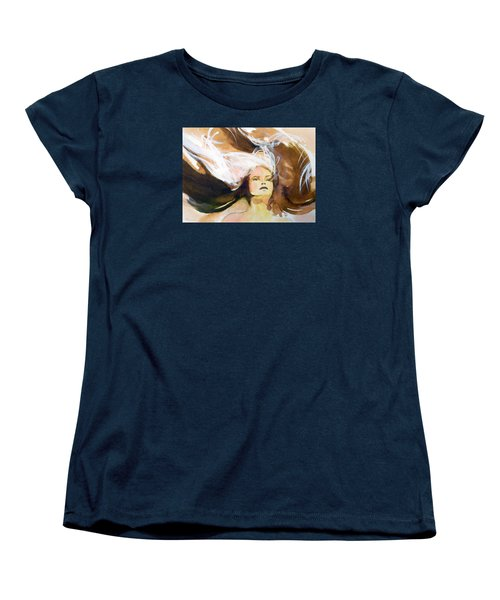 Tatiana Women's T-Shirt (Standard Cut) by Ed  Heaton
