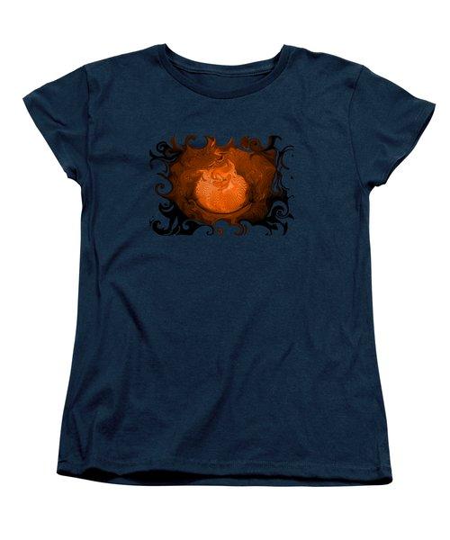 Taz Women's T-Shirt (Standard Cut) by David and Lynn Keller