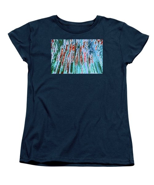 Women's T-Shirt (Standard Cut) featuring the photograph Teddy Bear's Picnic by Tony Beck