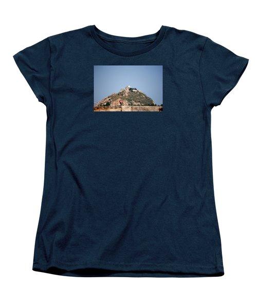 Temple Of Zeus Women's T-Shirt (Standard Cut) by Robert Moss