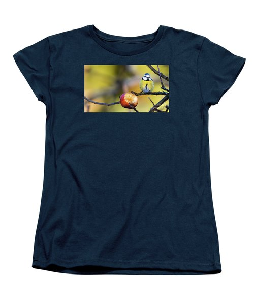 Women's T-Shirt (Standard Cut) featuring the photograph Tempting by Torbjorn Swenelius
