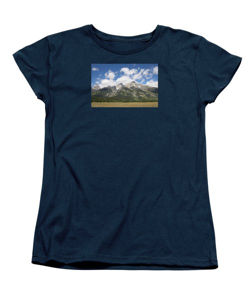 Teton View Women's T-Shirt (Standard Cut)