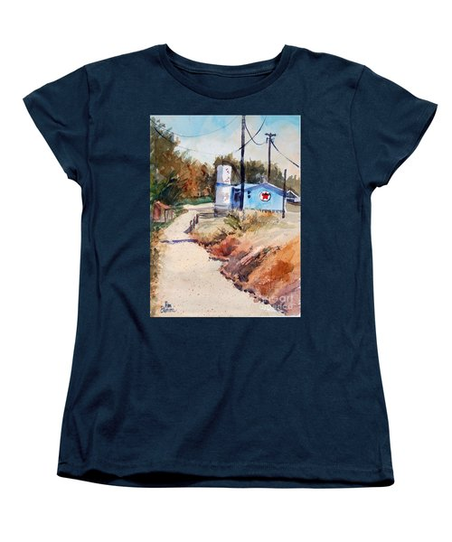 Texaco Women's T-Shirt (Standard Cut)