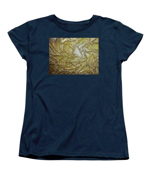 Textured Light Women's T-Shirt (Standard Cut)