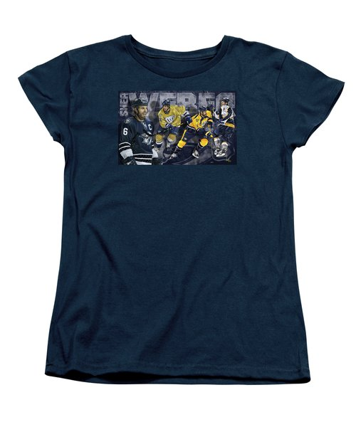 Thanks For The Memories Women's T-Shirt (Standard Cut) by Don Olea