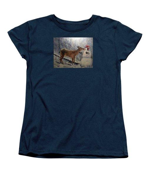 That'll Be Mine Women's T-Shirt (Standard Cut) by Donna Tucker
