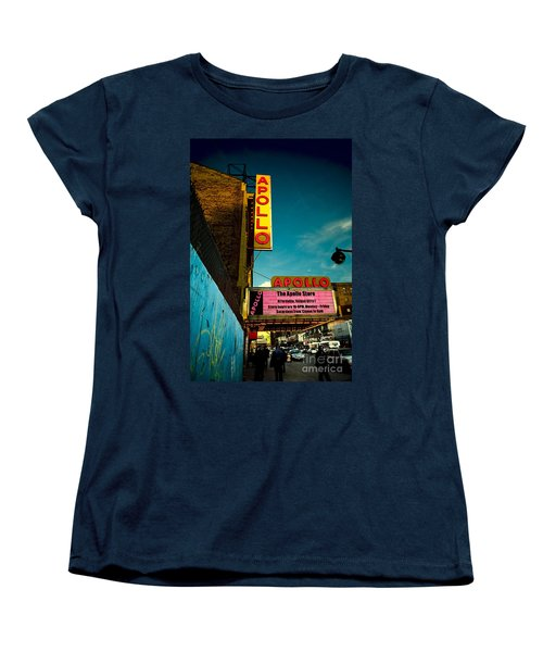 The Apollo Theater Women's T-Shirt (Standard Cut)