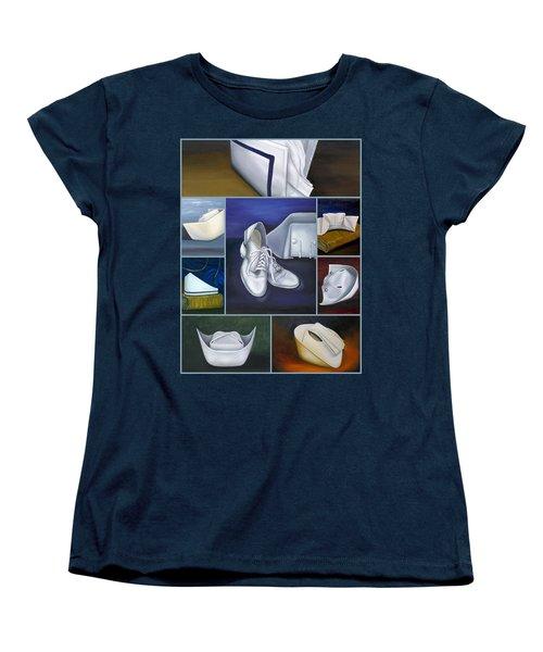 The Art Of Nursing Women's T-Shirt (Standard Cut)