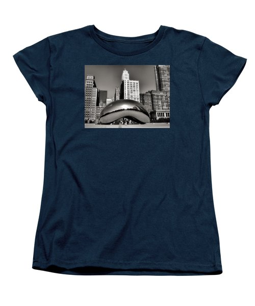 The Bean - 3 Women's T-Shirt (Standard Cut) by Ely Arsha