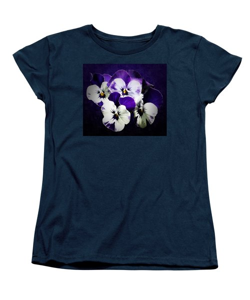 Women's T-Shirt (Standard Cut) featuring the photograph The Beauties Of Spring by Gabriella Weninger - David