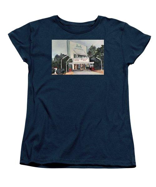The Beverly Drive Inn Women's T-Shirt (Standard Cut)