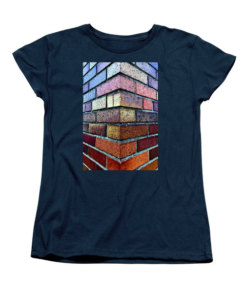 The Brass Monkey Women's T-Shirt (Standard Cut) by Daniel Thompson
