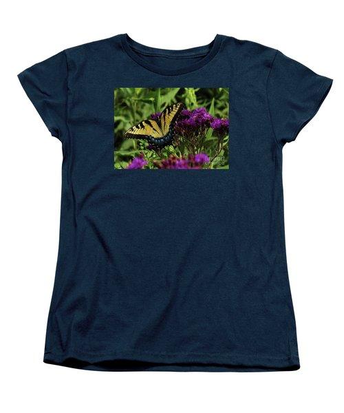 The Butterfly Buffet Women's T-Shirt (Standard Cut) by J L Zarek