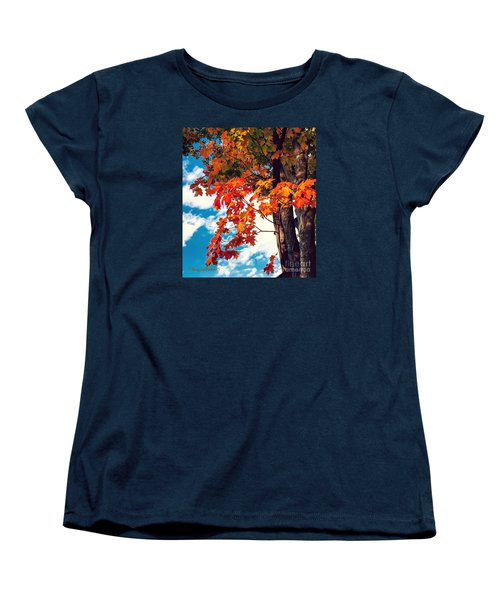 The  Changing  Women's T-Shirt (Standard Cut) by MaryLee Parker