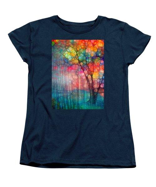 The Circus Tree Women's T-Shirt (Standard Cut)