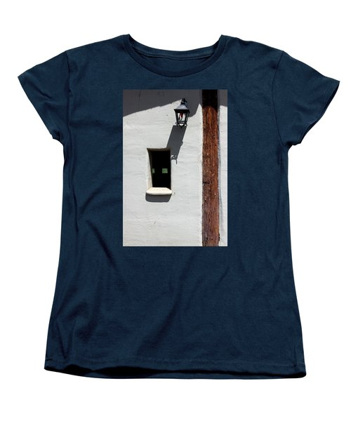 The Coach House Women's T-Shirt (Standard Cut) by Kandy Hurley
