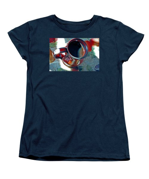 The Color Of Coffee Women's T-Shirt (Standard Cut) by Robert Meanor