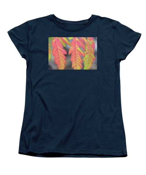The Colors Of Shumac 8 Women's T-Shirt (Standard Cut) by Victor K