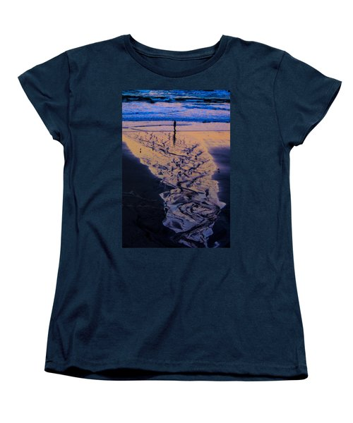 Women's T-Shirt (Standard Cut) featuring the photograph The Comming Day by Dale Stillman