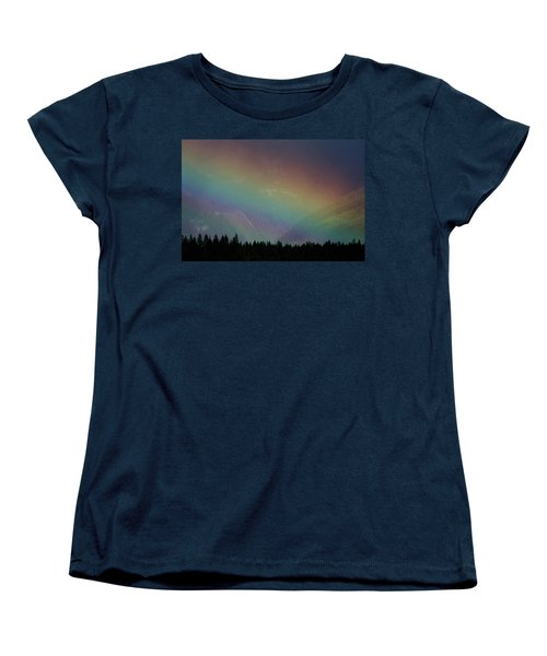 Women's T-Shirt (Standard Cut) featuring the photograph The Covenant  by Cathie Douglas