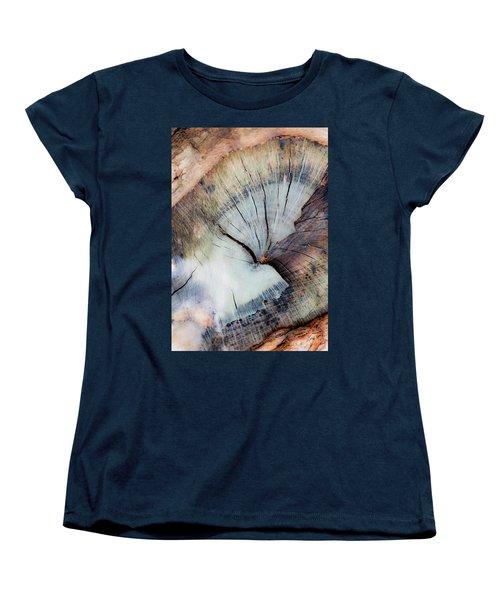 The Cut Women's T-Shirt (Standard Cut) by Stephen Anderson