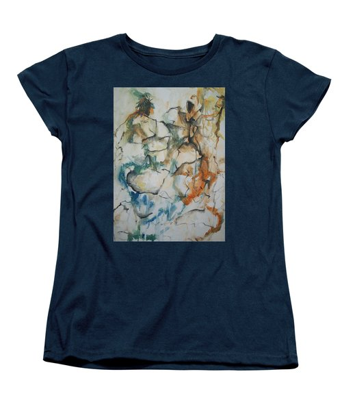 The Dance Women's T-Shirt (Standard Cut) by Raymond Doward