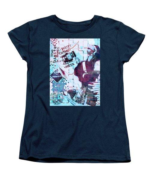 The Digital Age Women's T-Shirt (Standard Cut) by Vennie Kocsis