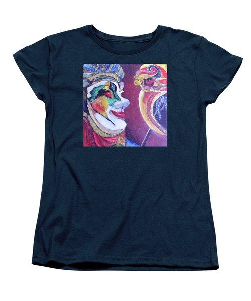 The Dr. Women's T-Shirt (Standard Cut) by Teresa Beyer