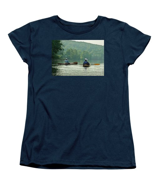 The Dreamers Women's T-Shirt (Standard Cut) by Tom Cameron